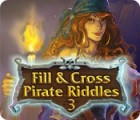 Fill and Cross Pirate Riddles 3 gioco