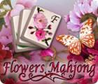 Flowers Mahjong gioco