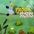 Frogs vs Storks gioco
