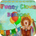 Funny Clown vs Balloons gioco