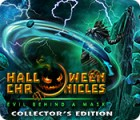Halloween Chronicles: Evil Behind a Mask Collector's Edition gioco