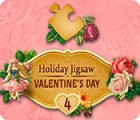 Holiday Jigsaw Valentine's Day 4 gioco