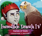 Incredible Dracula IV: Games Of Gods. Collector's Edition gioco