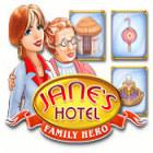 Jane Hotel: Family Hero gioco