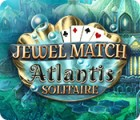 Jewel Match Solitaire Atlantis gioco