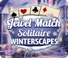 Jewel Match Solitaire: Winterscapes gioco