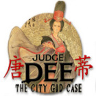 Judge Dee: The City God Case gioco