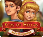 Kids of Hellas: Back to Olympus gioco