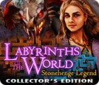 Labyrinths of the World: Stonehenge Legend Collector's Edition gioco