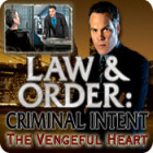 Law & Order Criminal Intent: The Vengeful Heart gioco