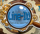 Line-it! : Case of the Stolen Past gioco