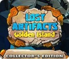 Lost Artifacts: Golden Island Collector's Edition gioco