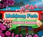 Mahjong Fest: Sakura Garden gioco