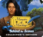 Memoirs of Murder: Behind the Scenes Collector's Edition gioco