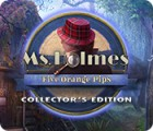 Ms. Holmes: Five Orange Pips Collector's Edition gioco