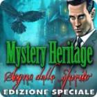 Mystery Heritage: Segno dello spirito Edizione Speciale gioco