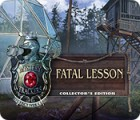 Mystery Trackers: Fatal Lesson Collector's Edition gioco