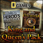 Nat Geo Games King and Queen's Pack gioco