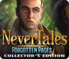 Nevertales: Forgotten Pages Collector's Edition gioco