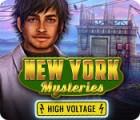 New York Mysteries: High Voltage gioco