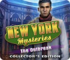 New York Mysteries: The Outbreak Collector's Edition gioco