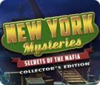 New York Mysteries: Secrets of the Mafia. Collector's Edition gioco