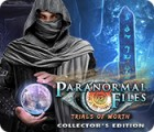 Paranormal Files: Trials of Worth Collector's Edition gioco