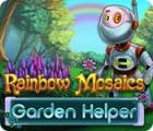Rainbow Mosaics: Garden Helper gioco