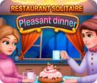 Restaurant Solitaire: Pleasant Dinner gioco
