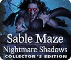 Sable Maze: Nightmare Shadows Collector's Edition gioco