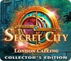 Secret City: London Calling Collector's Edition gioco
