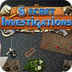 Secret Investigation gioco