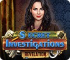 Secret Investigations: Revelation gioco