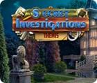Secret Investigations: Themis gioco