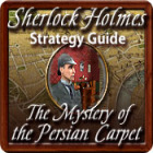 Sherlock Holmes: The Mystery of the Persian Carpet Strategy Guide gioco