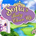 Sofia Party CleanUp gioco