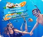Solitaire Beach Season: A Vacation Time gioco