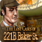The Lost Cases of 221b Baker Street gioco