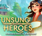 Unsung Heroes: The Golden Mask Collector's Edition gioco