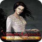 Vampire Legends: La Vera Storia di Kisilova Edizione Speciale gioco