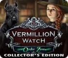 Vermillion Watch: Order Zero Collector's Edition gioco