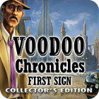 Voodoo Chronicles: The First Sign Collector's Edition gioco