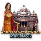 World's Greatest Temples Mahjong gioco