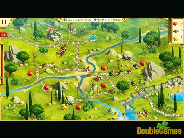 Free Download 12 Labours of Hercules Screenshot 1
