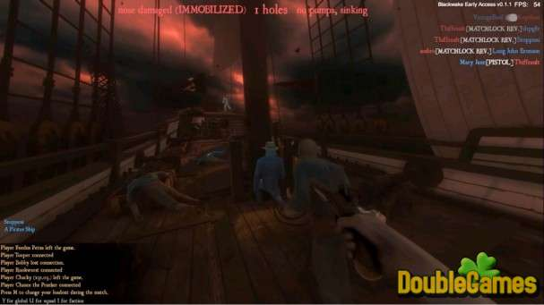 Free Download Blackwake Screenshot 1