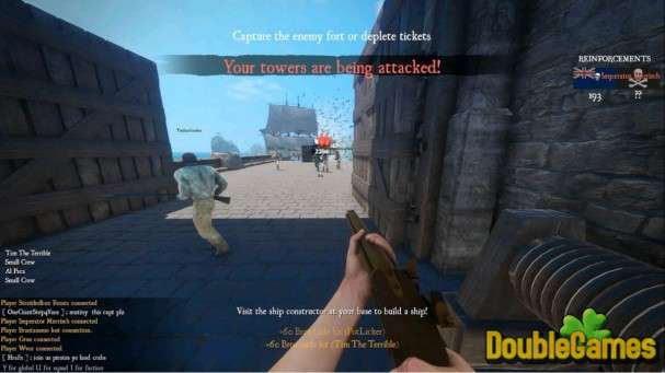 Free Download Blackwake Screenshot 7