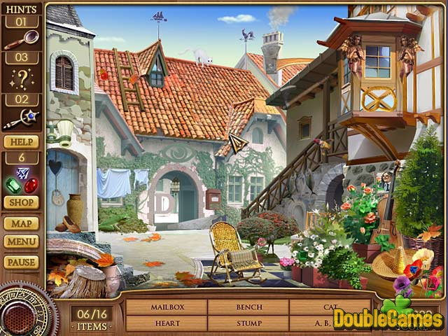 Free download Cassandras Journey: The Legacy of Nostradamus screenshot 1