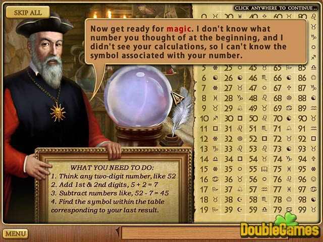 Free download Cassandras Journey: The Legacy of Nostradamus screenshot 2