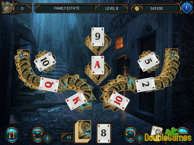 Free download Detective Solitaire: Butler Story screenshot 2