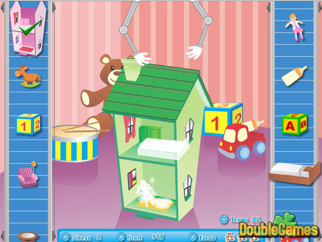 Free download Doll House screenshot 1